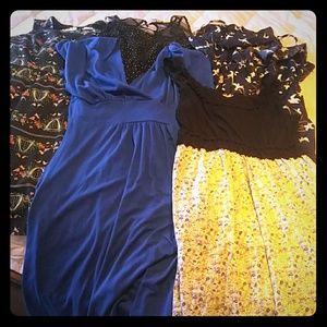 Dresses & Skirts - 5 pc Lot of Knee Length Dresses EUC Sz L
